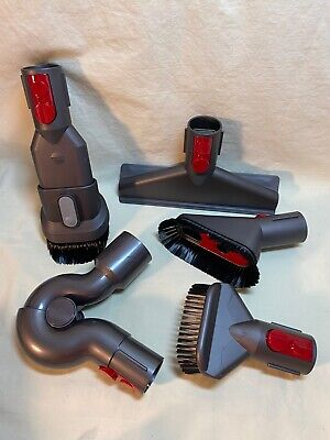 LOT OF 5 DYSON TOOLS / GADGETS FOR V8 ANIMALPRO