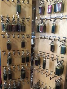 Personalized Key Tags