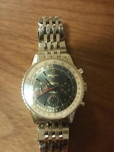 Breitling Montbrillant Legende Limited Edition Waterloo Inner Sydney Preview