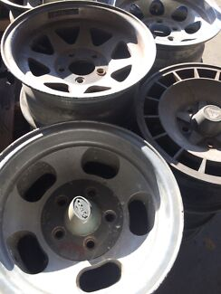 Alloy wheels old school hot rod  Atwell Cockburn Area Preview