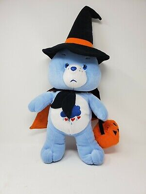 2007 American Greetings Nanco Halloween Care Bear Grumpy Witch  21