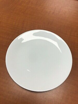 VENU 6 Inch White China Coupe Plates--Mfg Item # 990013--Case of (Coupe Square China Plate)