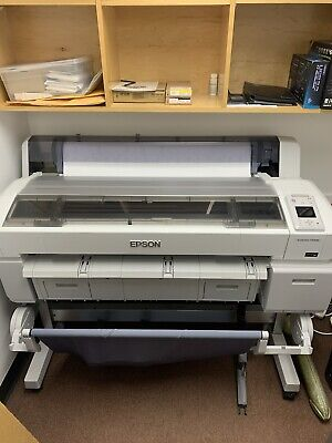 Epson Surecolor T5000 36 Large Format Printer And Stand