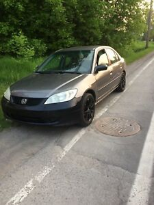 Civic 2005 1000$ Go