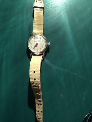 Vintage Disney Snow White Wrist Watch