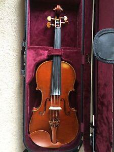Martin Beck Violin Stanley Indigo Area Preview
