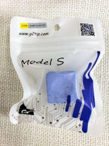 G2 Model S Blue Premium Billiard Chalk For Pool & Billiard Cue Tip - 1 pc.
