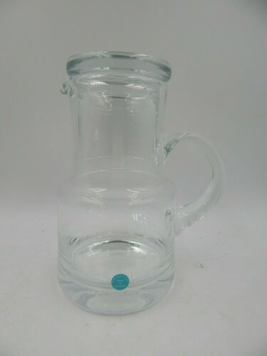 Tiffany Executive Carafe Glass Water Pitcher AAA Branded
