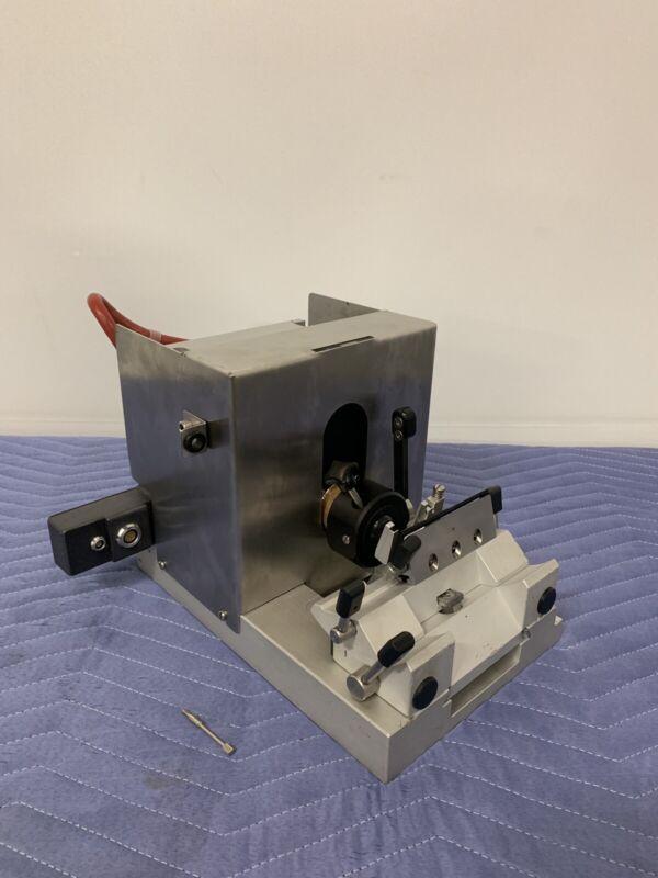 Microm HM 505 E Cryostat Microtome