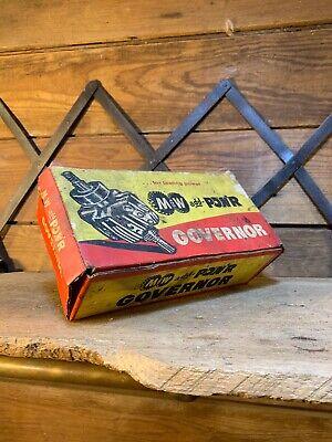 Farmall Mw Governor Box Original M Super Smta 400 450 Aftermarket G-11 Tractor