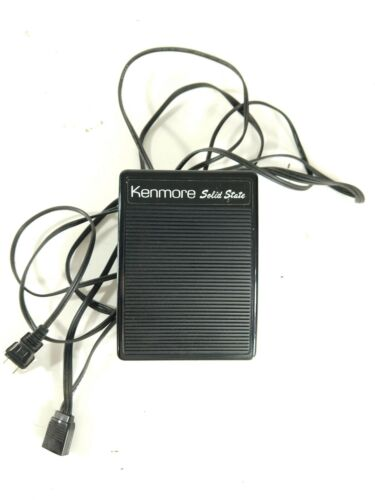 Kenmore Sewing Machine Foot Pedal Model YC-350 Solid State Speed Controller