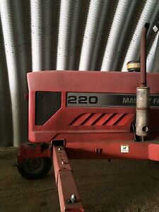 For Sale 1998 220 Massey Swather 30ft