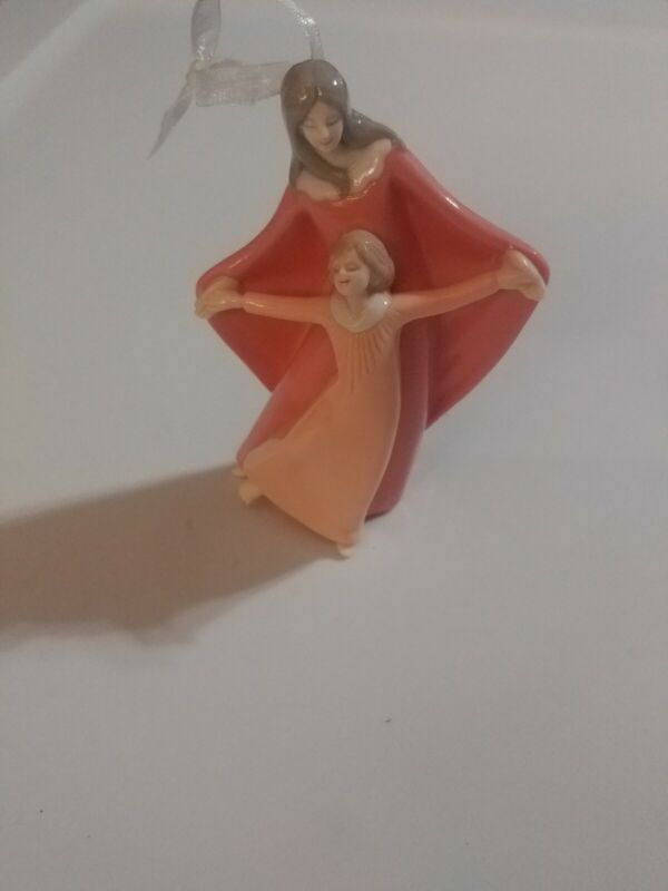 Hallmark 2004 Mother And Daughter Ornament