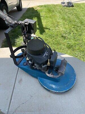 Propane Floor Buffer Finish 22 Kawasaki Engine