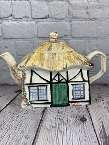 Sylva Ceramics Cottage Teapot w/ Lid