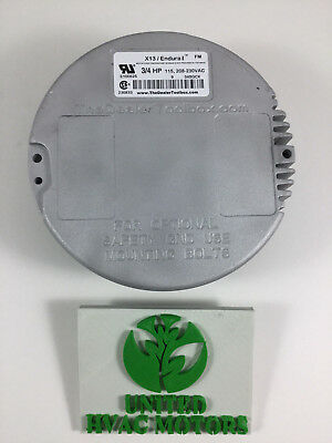 Ge Genteq X13 Bare Module Only 34 Hp For Motor 5sme39nxl076a