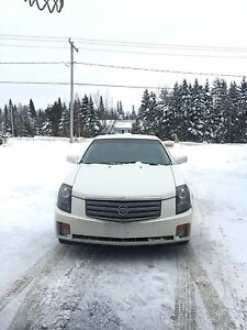 Cadillac cts 2004 3,6 L  traction arrière
