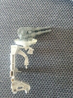 Vintage Star Wars Millenium Falcon Gunners chair connection  window   and guns
