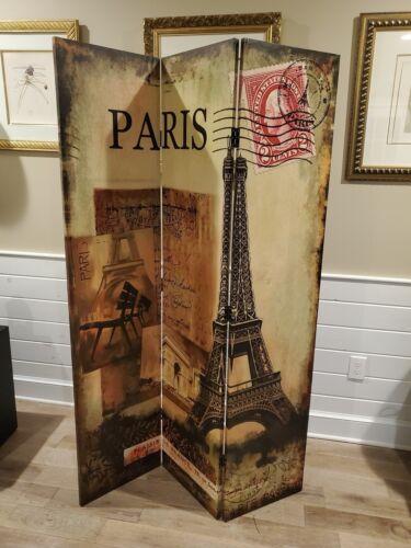Paris Accordion Room Divider