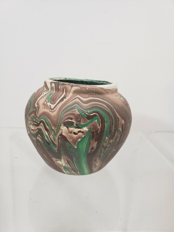 Vintage Art Bowl Pottery Seven Falls Colorado