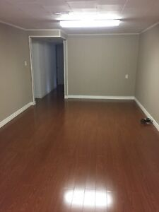 basement rent  with parking near Lawrence and Markham