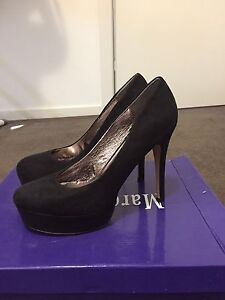 Black shu bar heels Pemulwuy Parramatta Area Preview