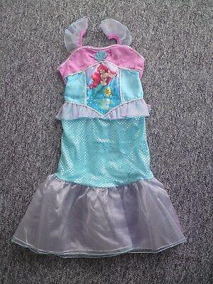 Kleid Prinzessin * H&M Disney 122 128 *° Neu (Prinzessin Meerjungfrau Kostüm)