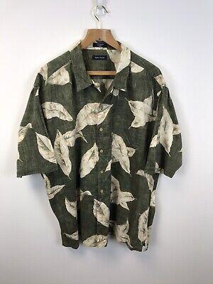 Hawaiian Shirt Size XXL Nautica