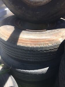 Truck tyres and parts Long Jetty Wyong Area Preview