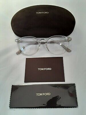 Tom Ford TF 5401 color 020 (transparent gray) size 51-20-145 New and Authentic