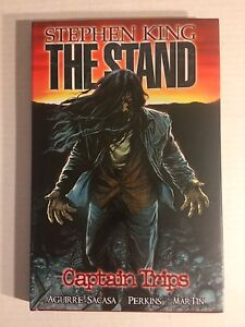 Stephen king the stand (hard cover comic)