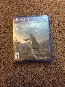 Final fantasy brand new in package