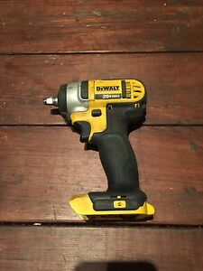 "DEWALT 20V 3/8"" IMPACT WRENCH"