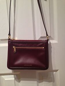 LAUREN RALPH LAUREN leather crossbody