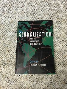 Globalization - Policies, Challenges, and Responses Textbook