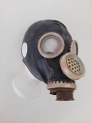 Gasmaske PMG 2 gas mask  DDR UDSSR  NVA Russisch Gr 0 SMALL