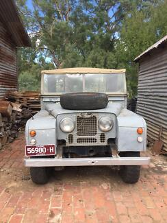 land rover series 1 one