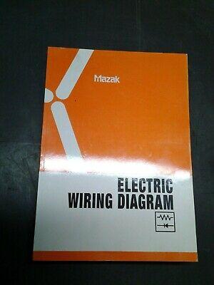 Mazak Electric Wiring Diagram Quick Turn Nexus 100ll200ll300ll400ll Ms-252