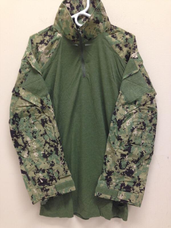 CRYE PRECISION AOR2 ARMY CUSTOM COMBAT SHIRT LARGE REGULAR NIP DEVGRU SEAL SOCOM