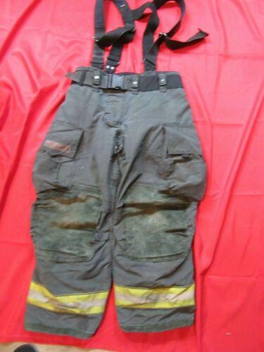 BLACK GLOBE GXTREME 36 x 28 Gear Bunker Pants Turnout Pants FDNY Style FIRE