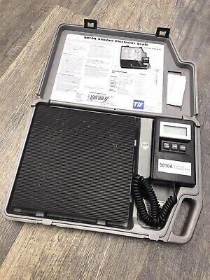 Tif Instruments Tif-9010a Slimline Refrigerant Electronic