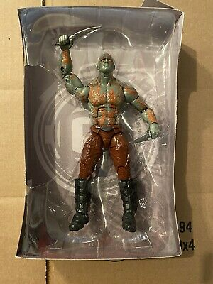 marvel legends drax groot Without Baf