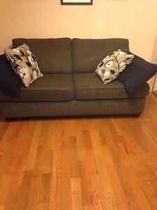 Beautiful love seat sofa bed