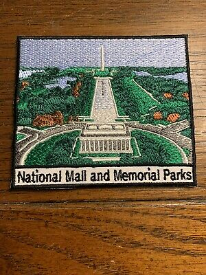 National Mall and Memorial Parks Patch (Memorial Mall)
