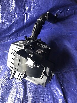 14 RANGE ROVER EVOQUE L538 2.2  SD4 AIR FILTER BOX & INLET PIPE BJ32-9600-AD