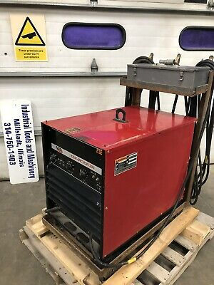 Lincoln R3r-300 Dc Stic Welder 300amps 230460 3ph On Cart Leads