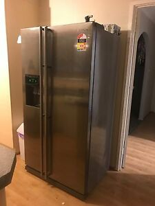 Samsung stainless steel side by side fridge with ice and water Greenway Tuggeranong Preview