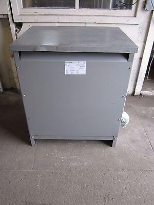 Dongan 70 Kva Single Phase Transformer Pri 208 Sec 270284298312 81-70-7653sh