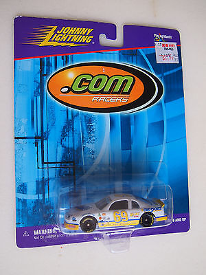 Johnny Lightning  Com Racers Cbs Sports  69 Car New