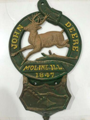 Original Vintage John Deere Letter Holder